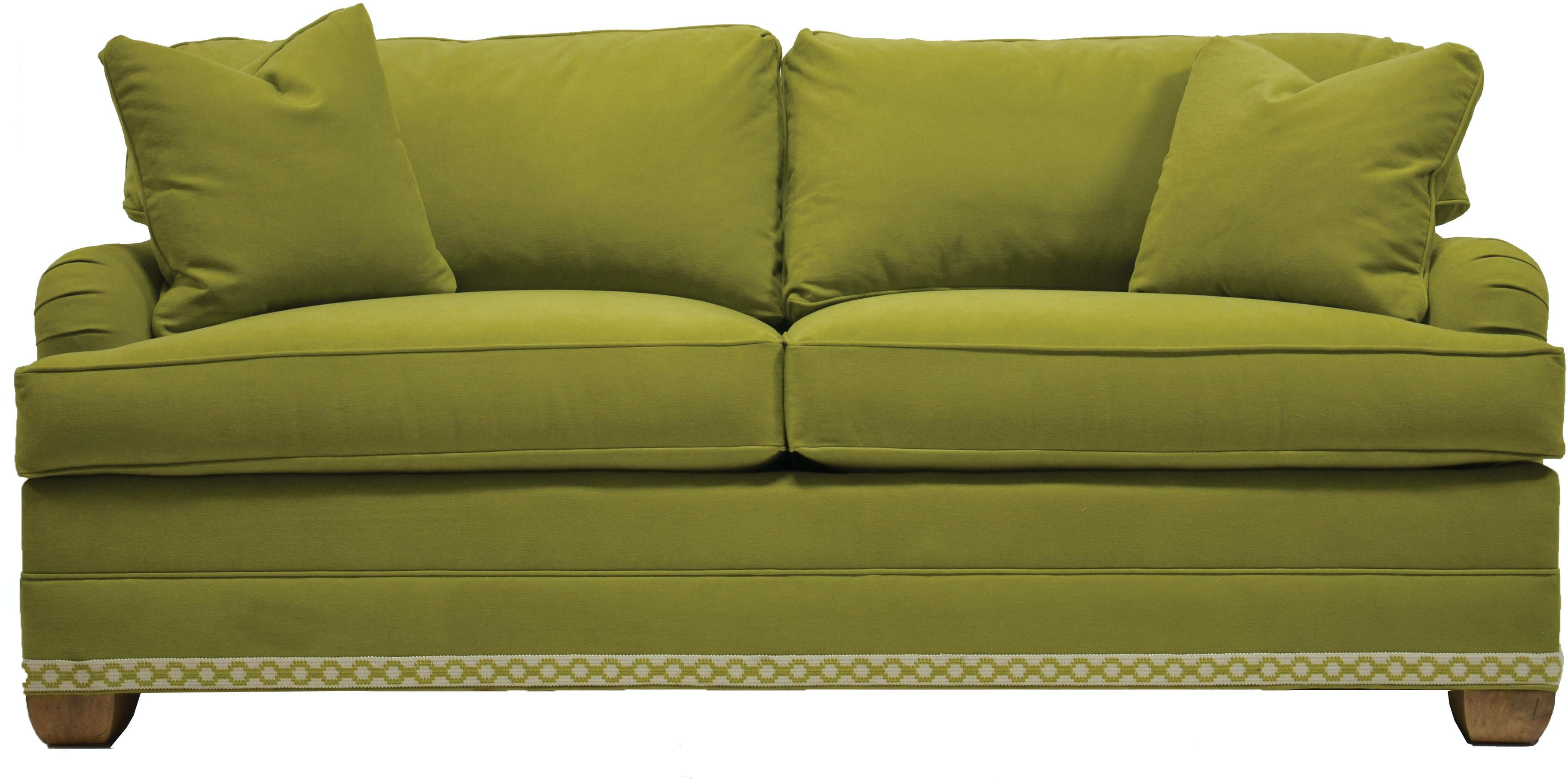 Vanguard Furniture 603 2SS Living Room East Lake Sleep Sofa