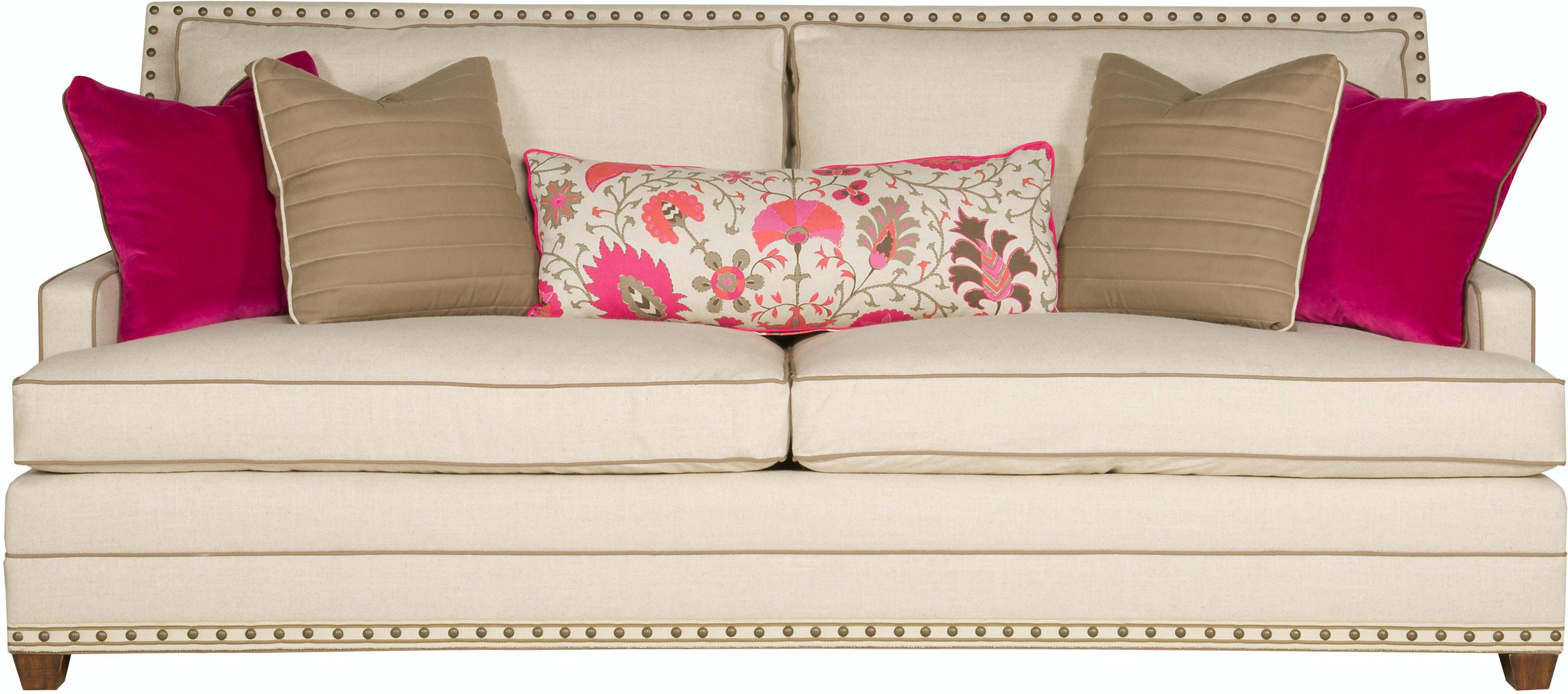 Vanguard Furniture 604 2S Living Room Riverside Sofa