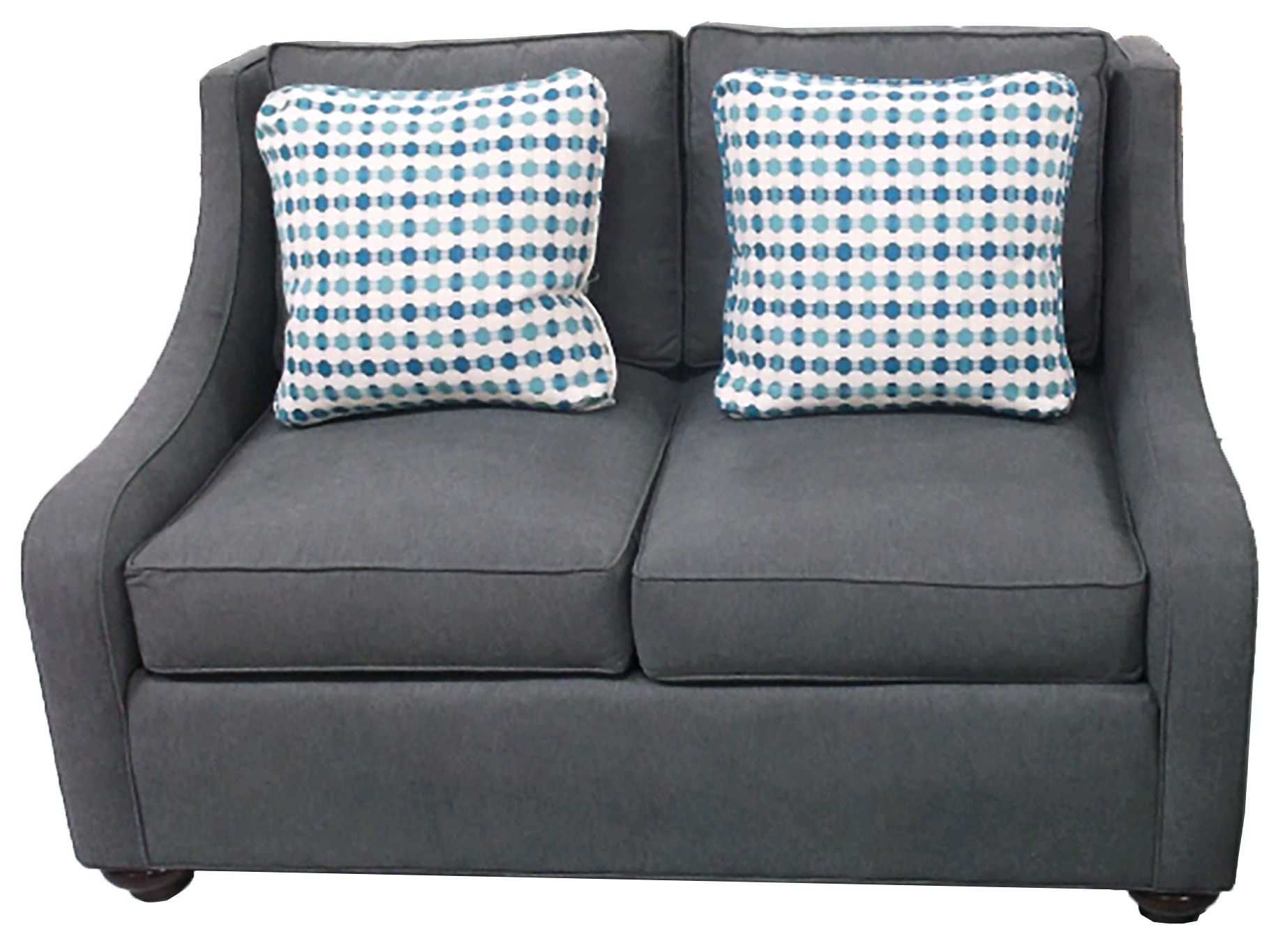 Vanguard Furniture American Bungalow Barkley Loveseat 641 LS