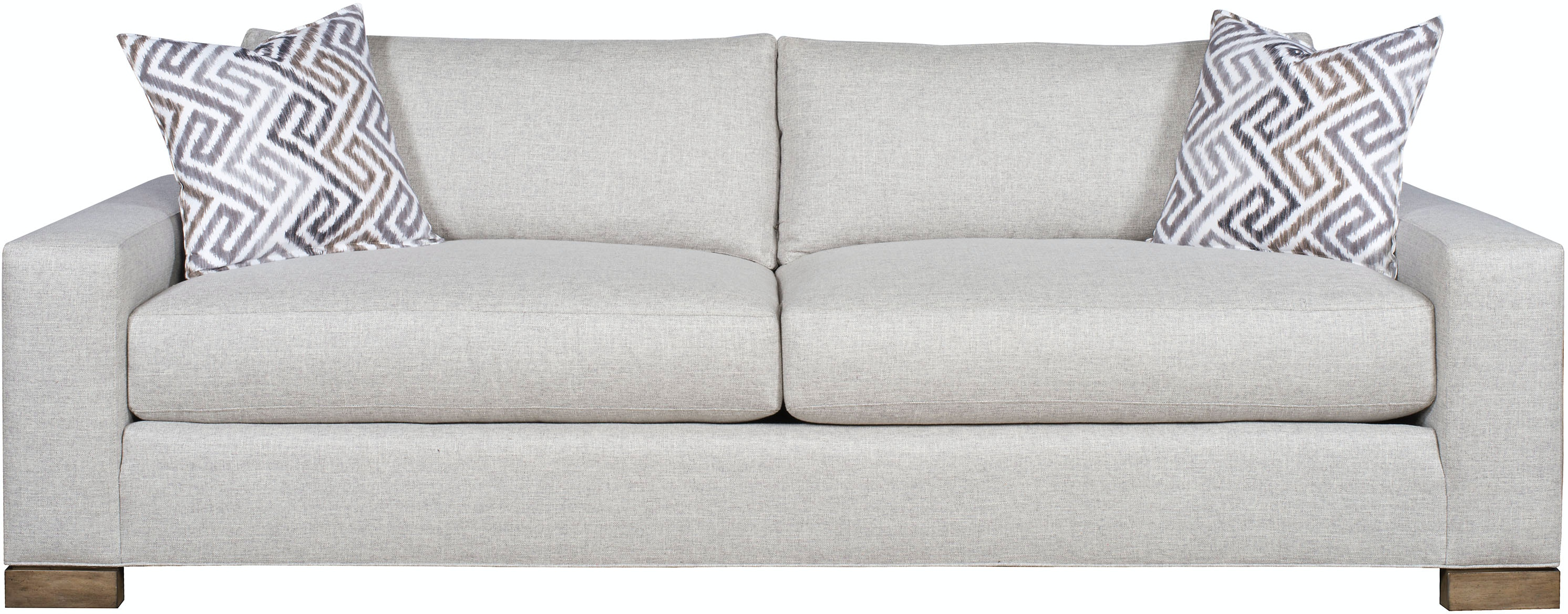 Vanguard Furniture 654 2S Living Room Claremont Sofa