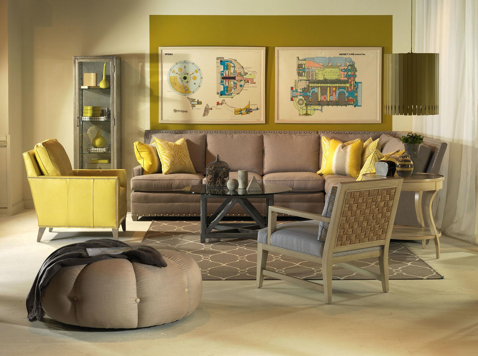 Vanguard Furniture Ella Lamp Table P385E