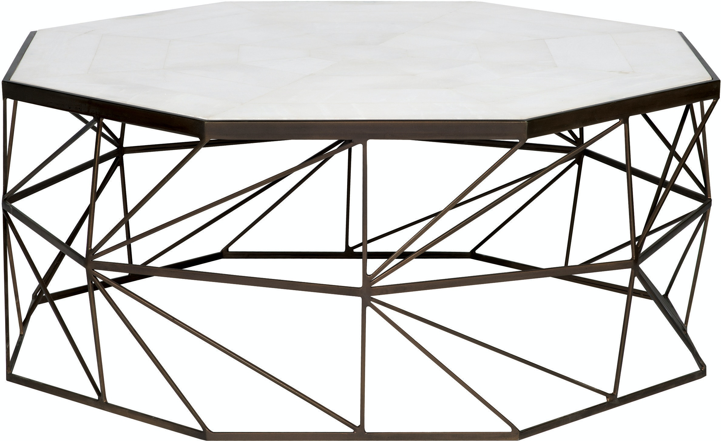 Vanguard Furniture G226C Living Room Olivia Cocktail Table