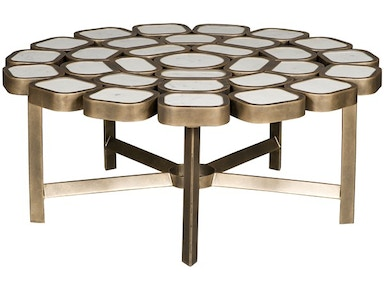 Vanguard Furniture Barry Goralnick Norma Cocktail Table G231C