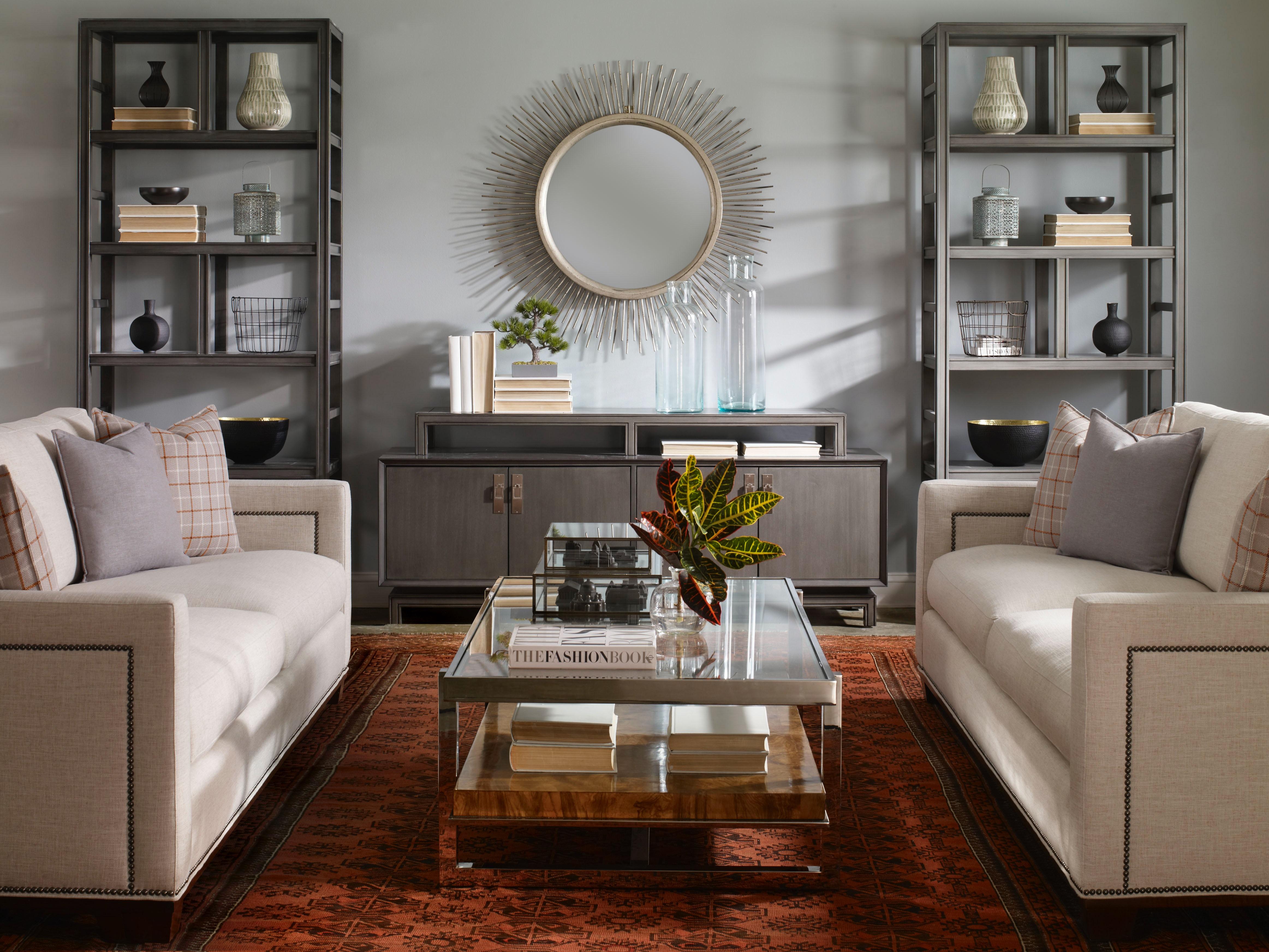 Vanguard Furniture C305s Living Room Michael Weiss Elliott Console