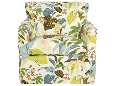 Vanguard Furniture Wendy Chair Slipcover S235-CH