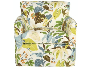 Vanguard Furniture Wendy Swivel Chair Slipcover S235-SW