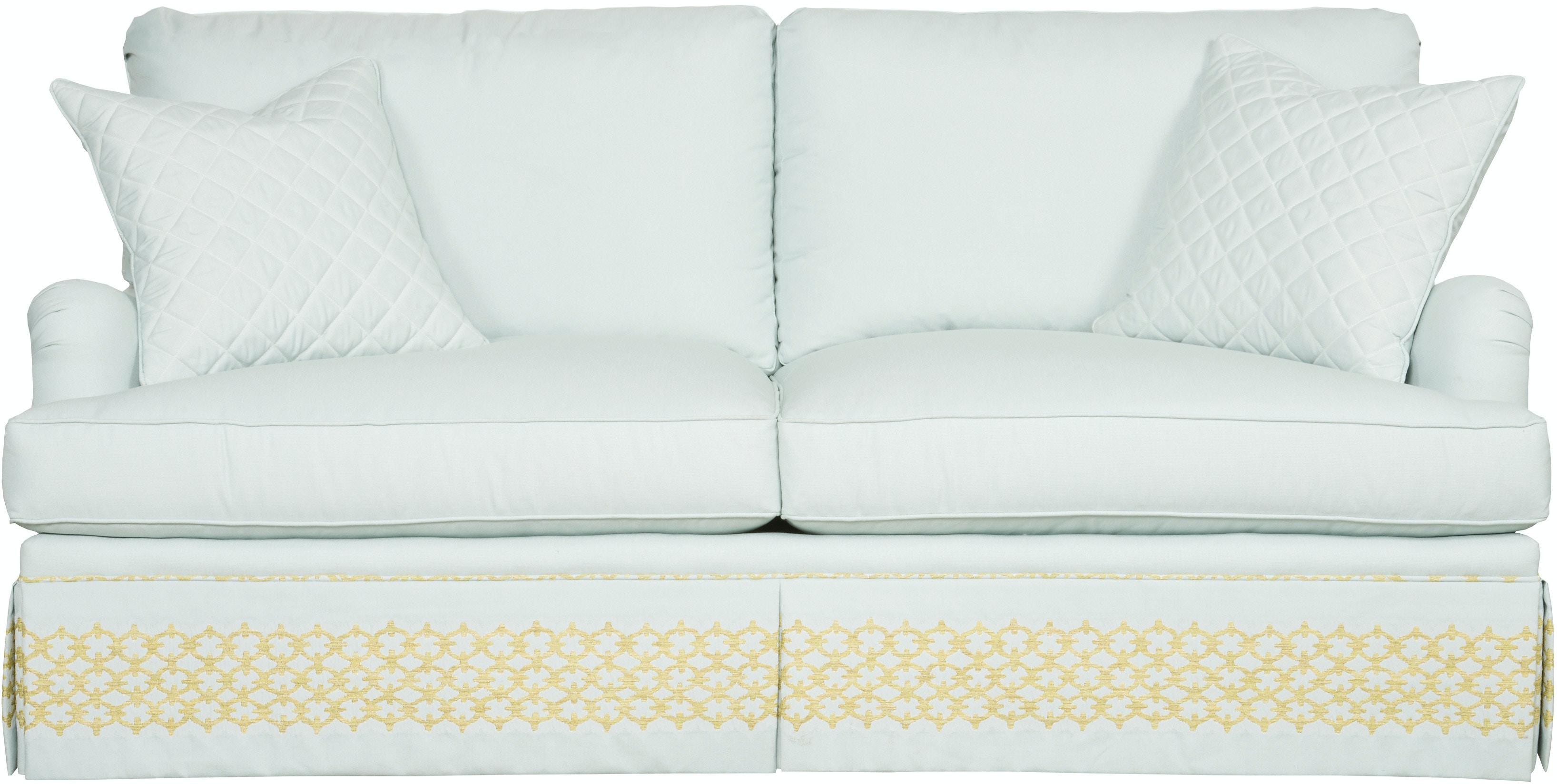 Vanguard Furniture V295D S Living Room Winslow Sofa