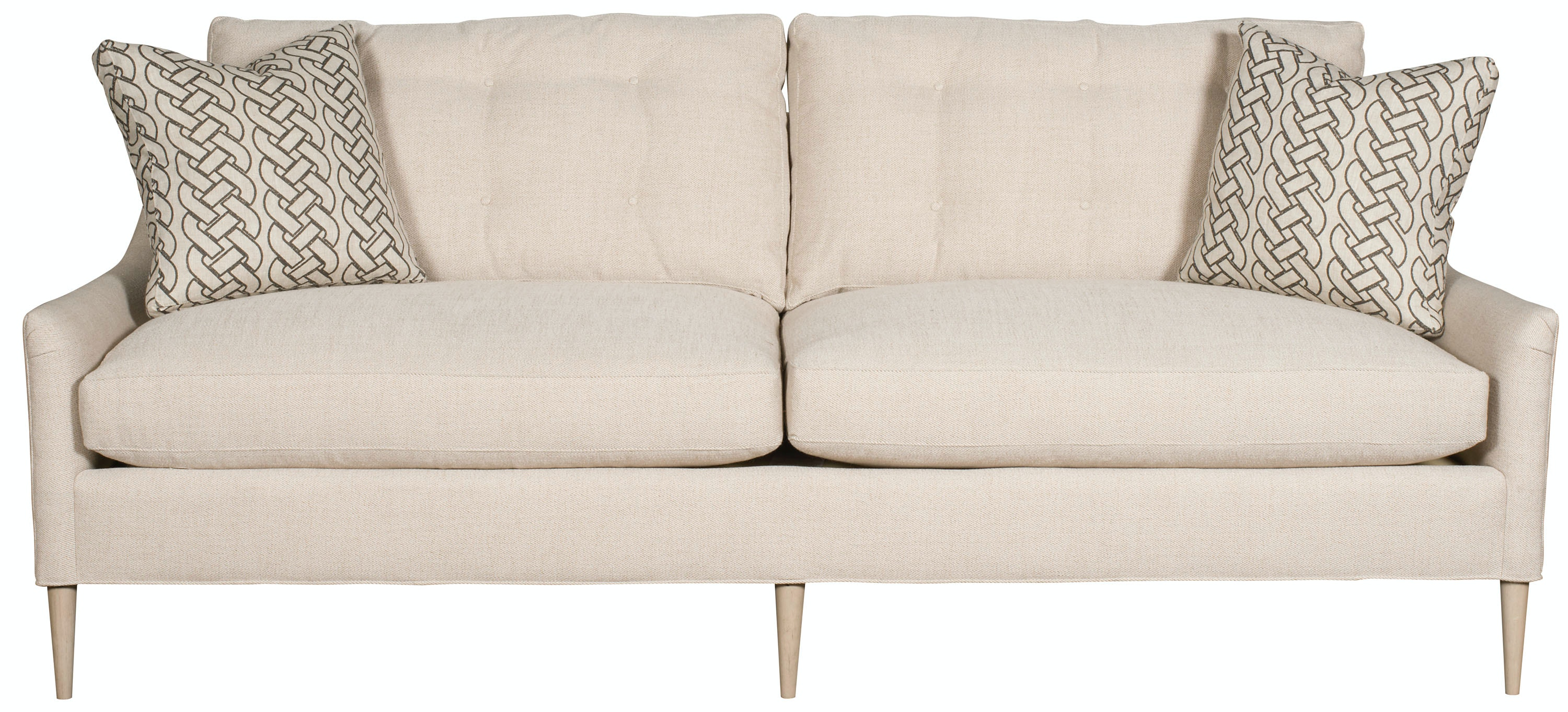 Delicieux Vanguard Furniture Lydia Button Back Sofa V963 2S