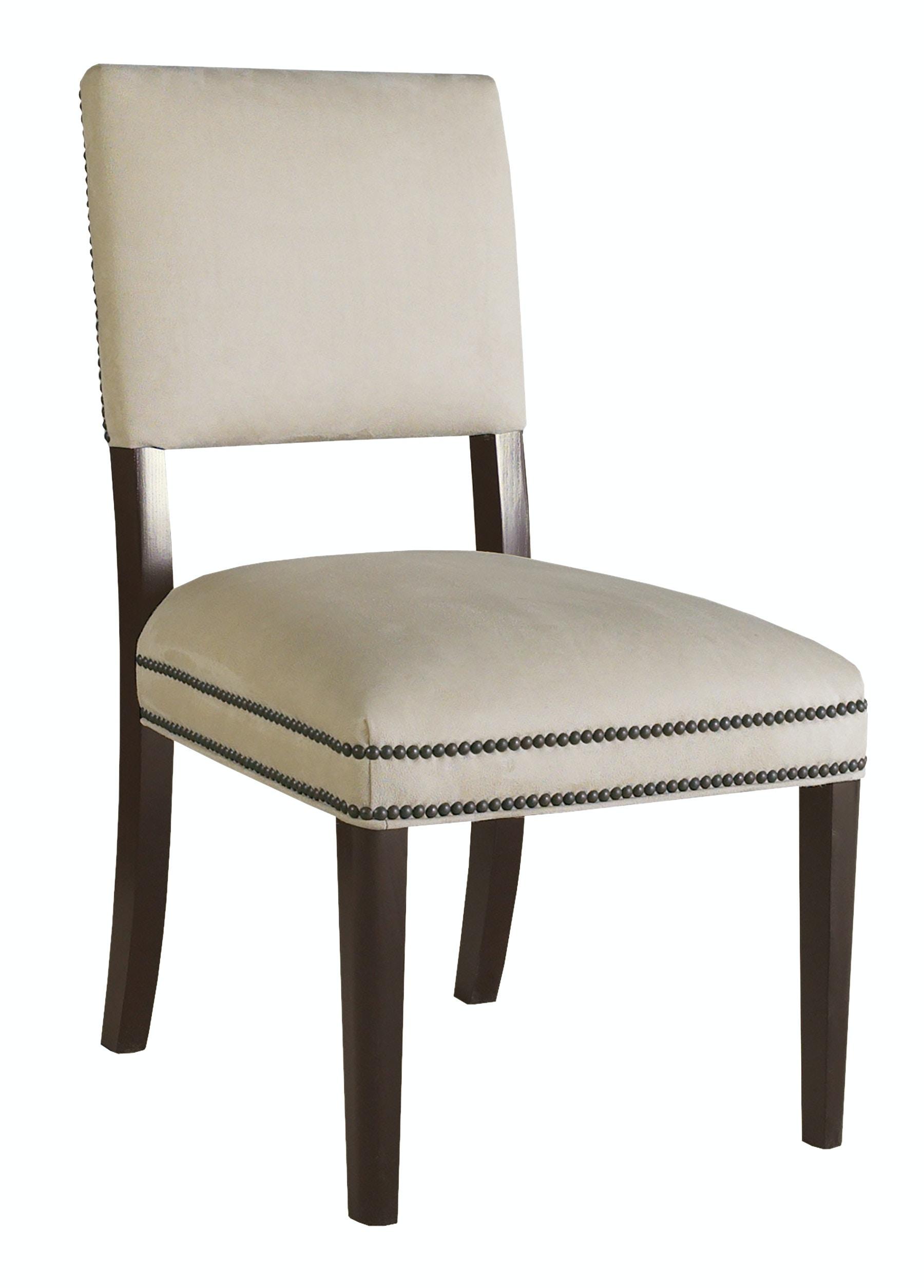 Vanguard Furniture Newton Side Chair W709S