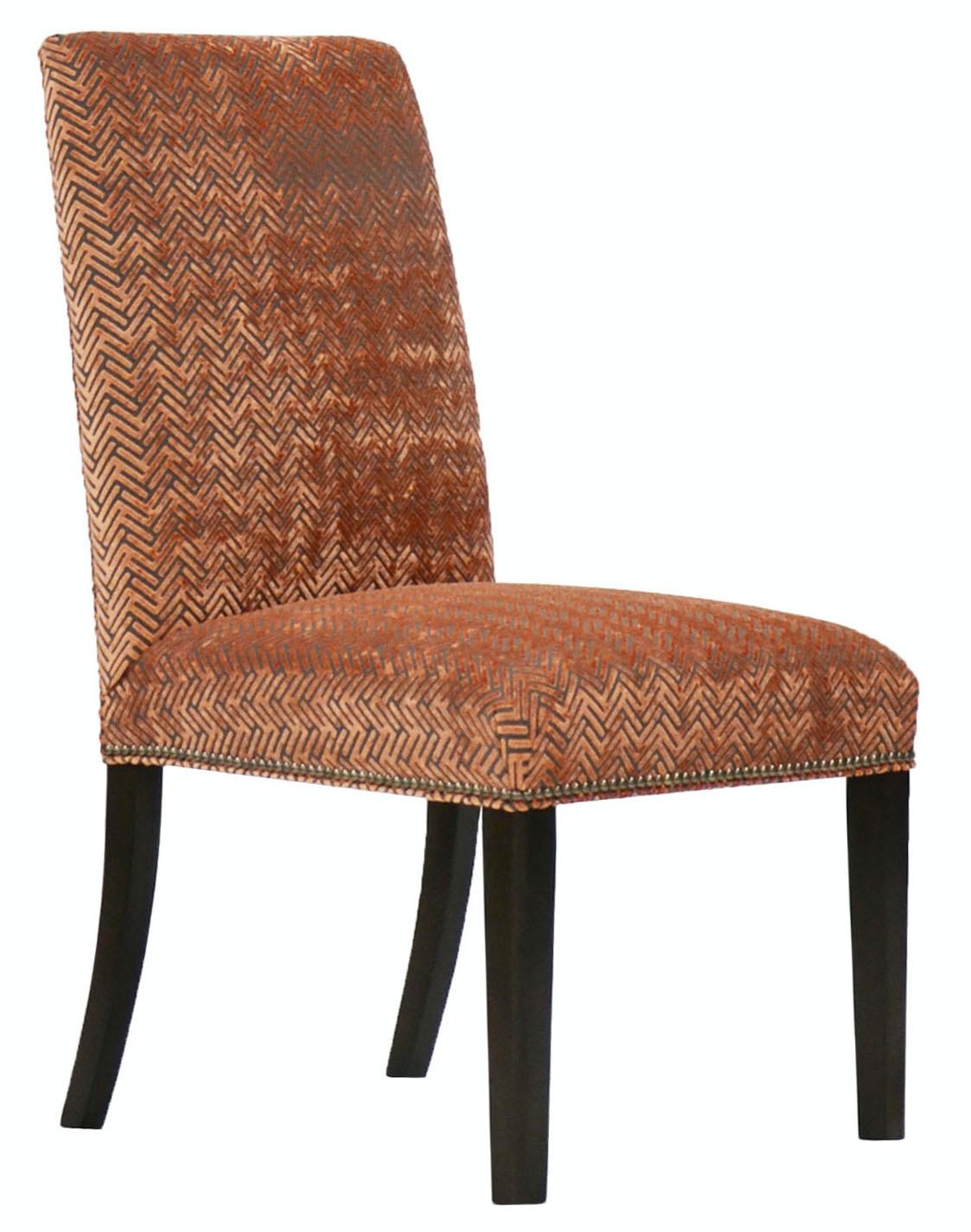 Vanguard Furniture Michael Weiss Bailey Side Chair Vanguard W722S
