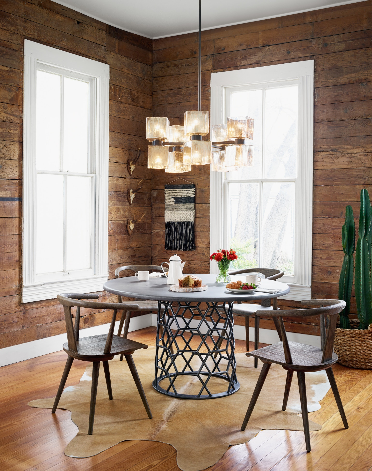 Four Hands Furniture Arden Dining Table VEVR 026