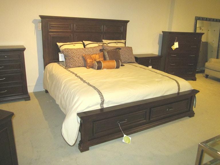 aspenhome Weston Bedroom Group 2-Piece Bedroom Set