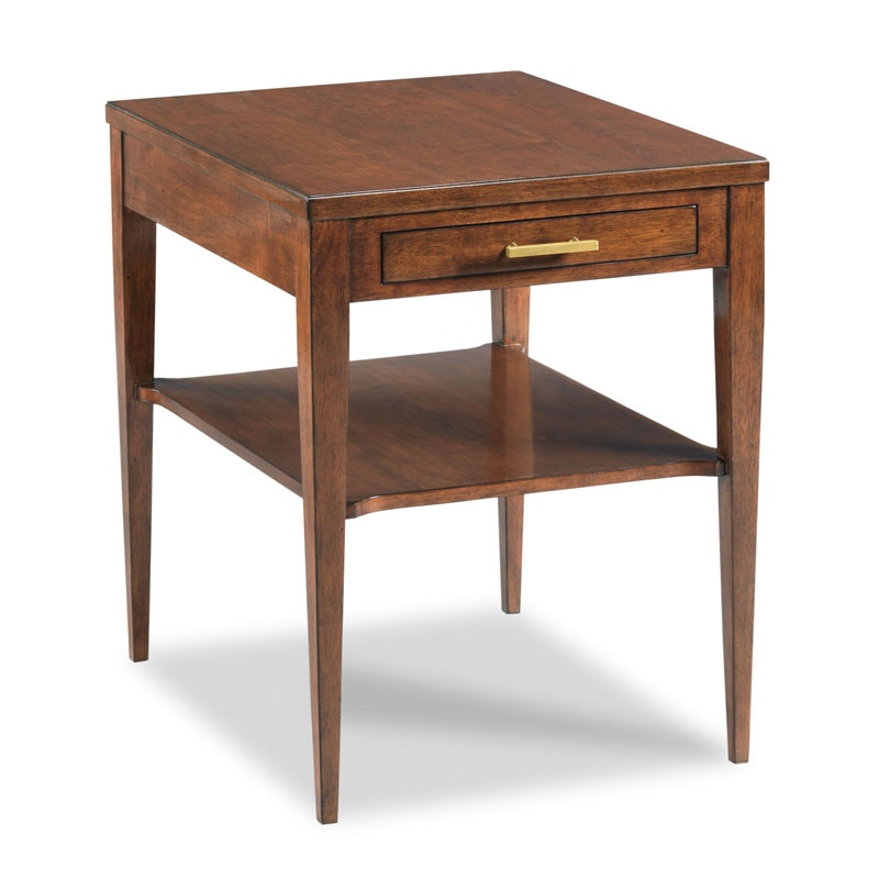 Merveilleux Woodbridge Furniture Provence Lamp Table 1221 10