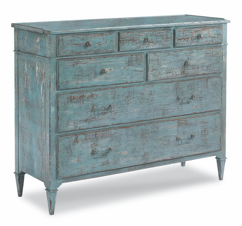 Woodbridge Furniture Marseille Dressing Chest 4042 34