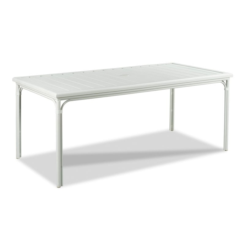 Lovely Woodbridge Furniture Carlyle Outdoor Dining Table TF505 67 O