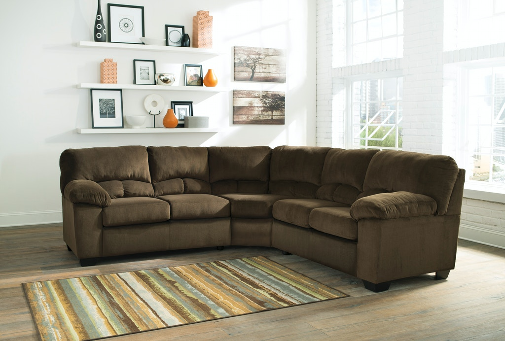 Luxury Signature Design By Ashley Sectional Zachary Kristen