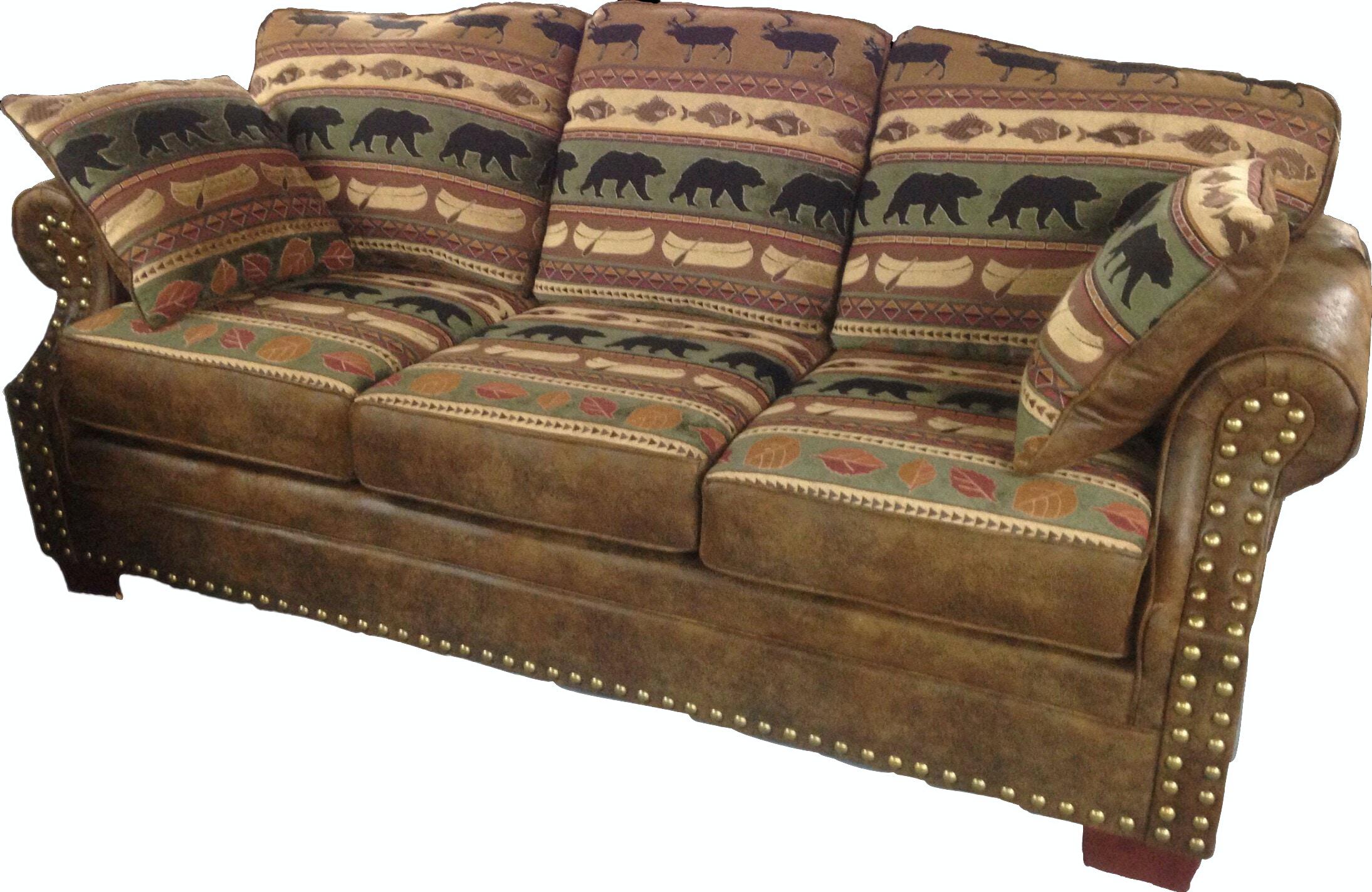 Bayne Rustic Sofa 930 3 DVA/PT