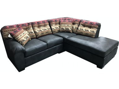 Best Craft Sectional 4249R/4212L SECT