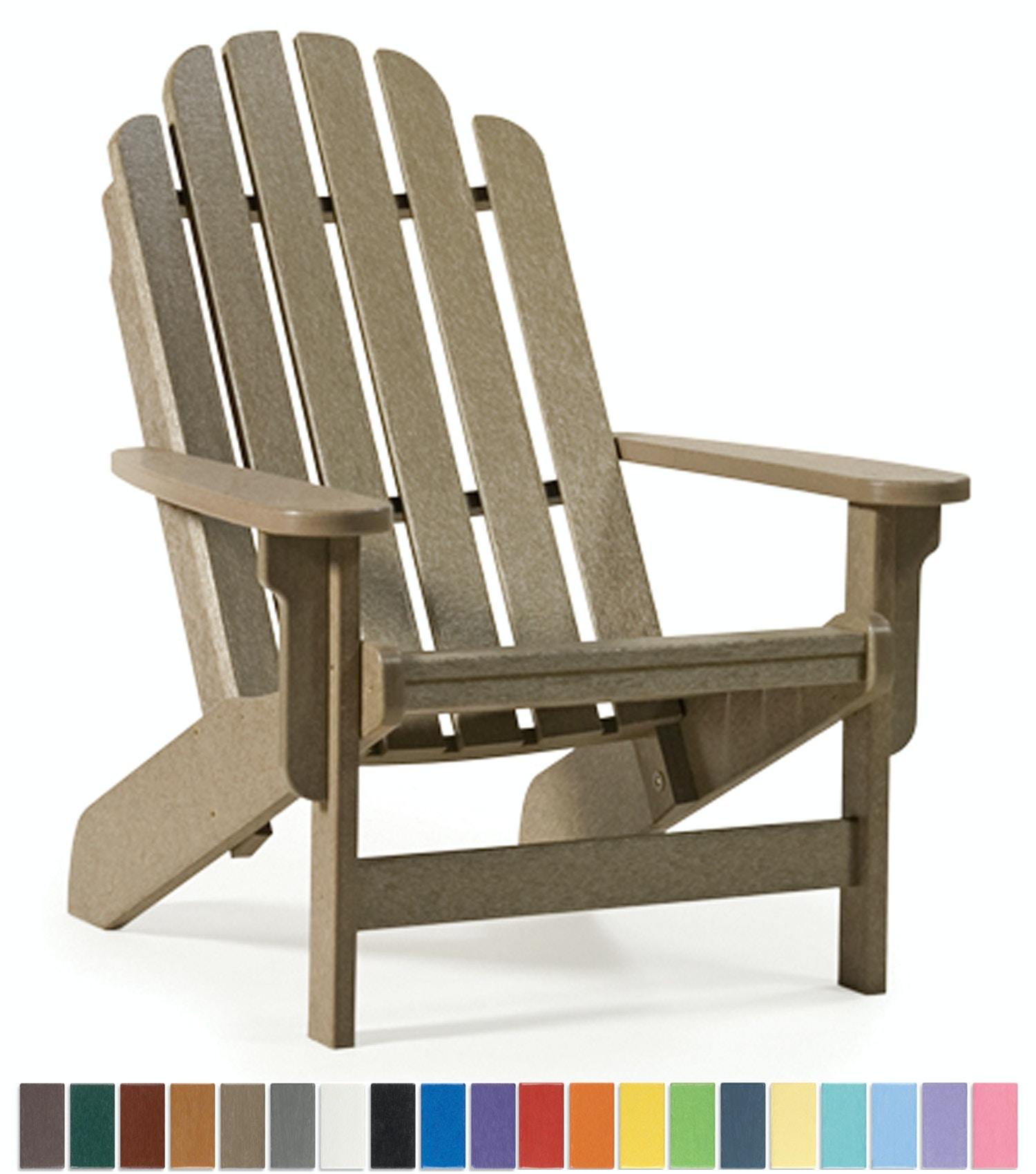 Breezesta Adirondack Chair AD 0100