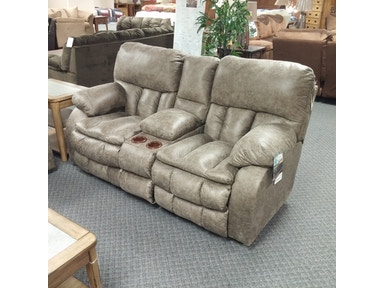Catnapper Furniture Reclining Console Loveseat 1079