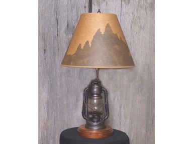Rustic Lamp Table Lamp K155