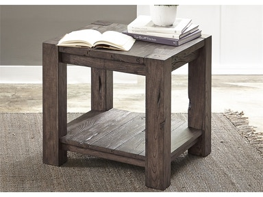 Liberty Furniture End Table 109-OT1020