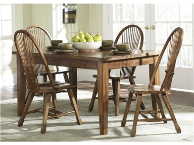 Liberty Furniture 5 Piece Dinette 17-T3660/C1032