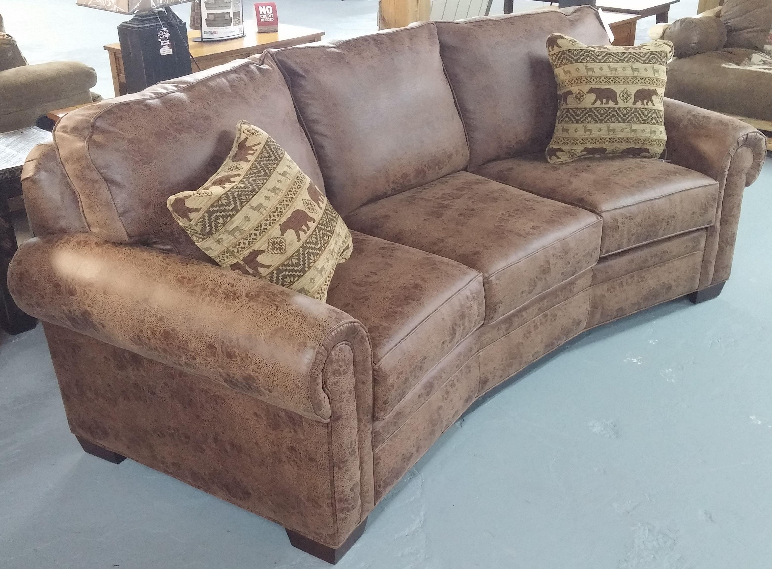 Marshfield Furniture Conversation Sofa 2476 37