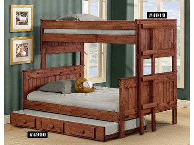 Bedroom Bunk Beds Abernathy S Complete Home Furnishings Blue