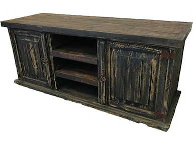 Rustic Canyon Tv Stand Ytv55bk
