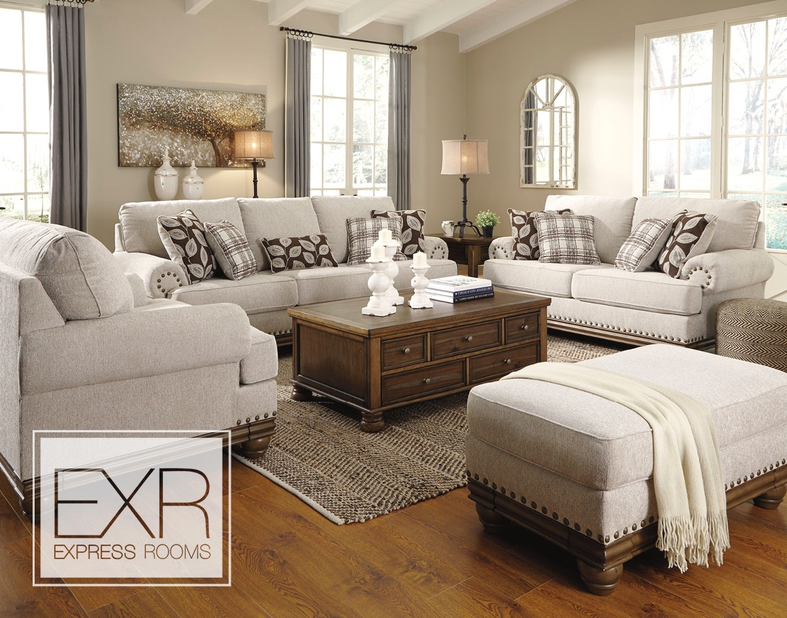 ... Camp Hill Area From INTERIORS HOME. ****Some Brands NOT Available In  BOTH Store Locations. HARELSON 5PC ROOM PACKAGE 15104 HARELSON Interiors  Outlet