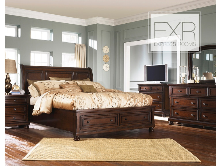 Porter Bedroom Set | Porter 4pc Bedroom Set