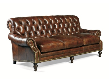 Bistro Leather Sofa