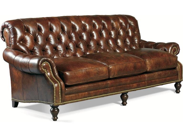 Living Room Bistro Leather Sofa - Colorado Style Home ...