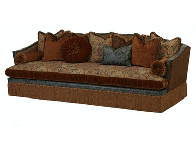 Brook Copper Sofa