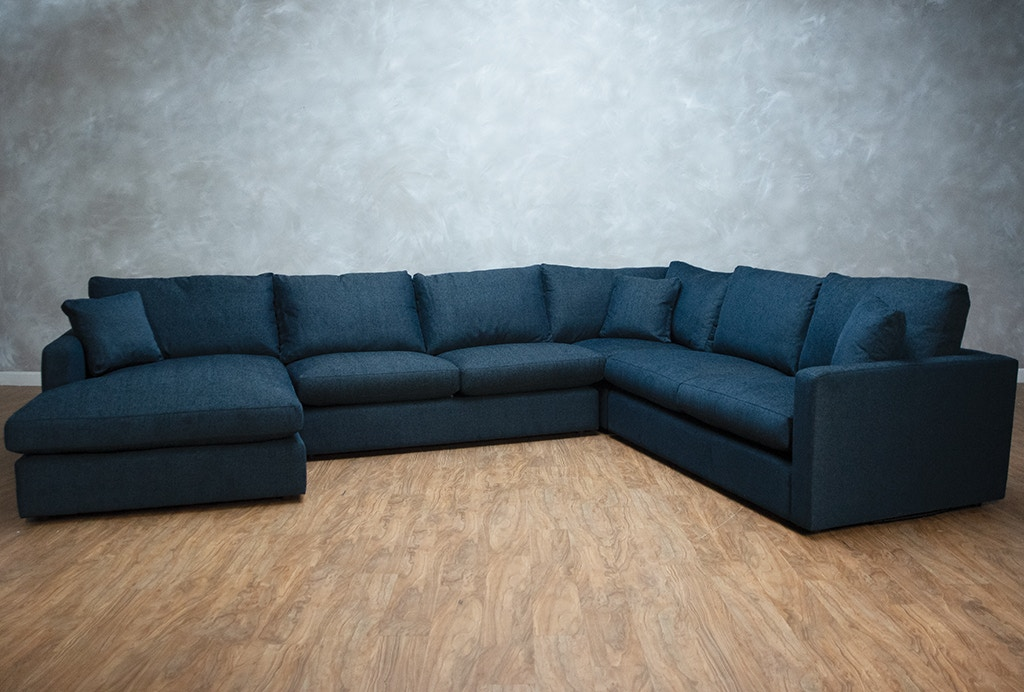 Abby 4 Piece Sectional