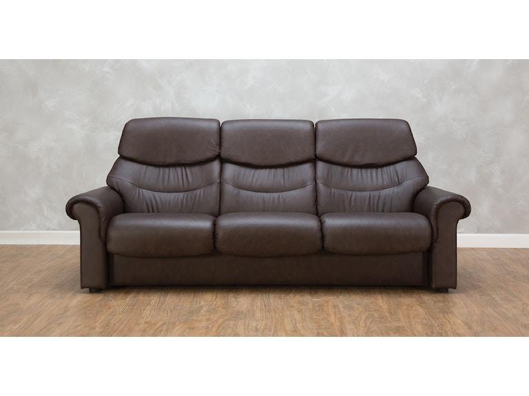 Stressless By Ekornes Liberty Highback Sofa