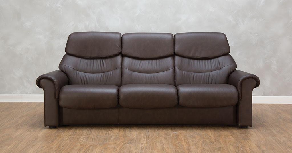 Stressless By Ekornes Living Room Liberty Highback Sofa 532123