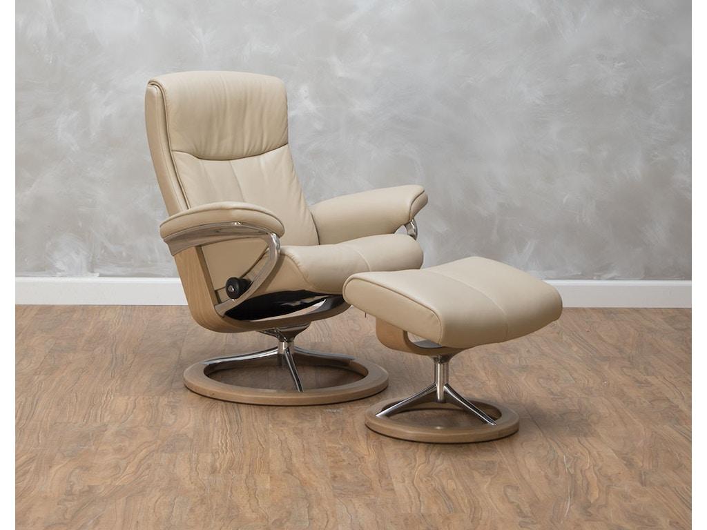 Stressless By Ekornes Living Room Peace Medium Chair