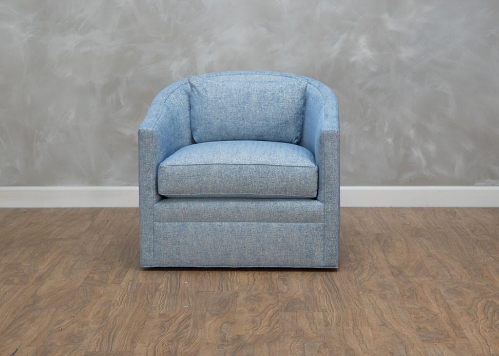 Highland House Colefax Swivel Chair 549595