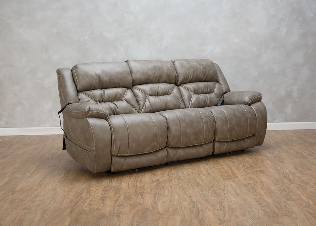 Westport Living Room Enterprise Power Reclining Sofa With