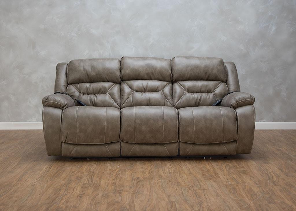 Westport Enterprise Power Reclining Sofa With Power Headrest And Lumbar  544730