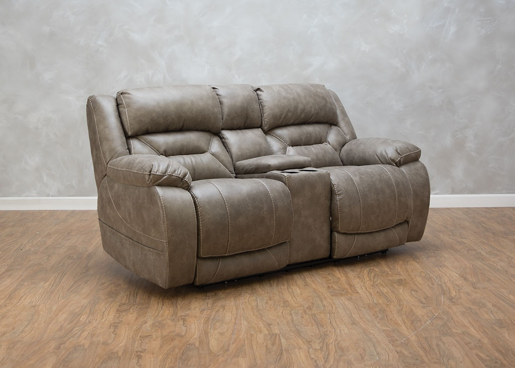 Westport Living Room Enterprise Power Reclining Loveseat