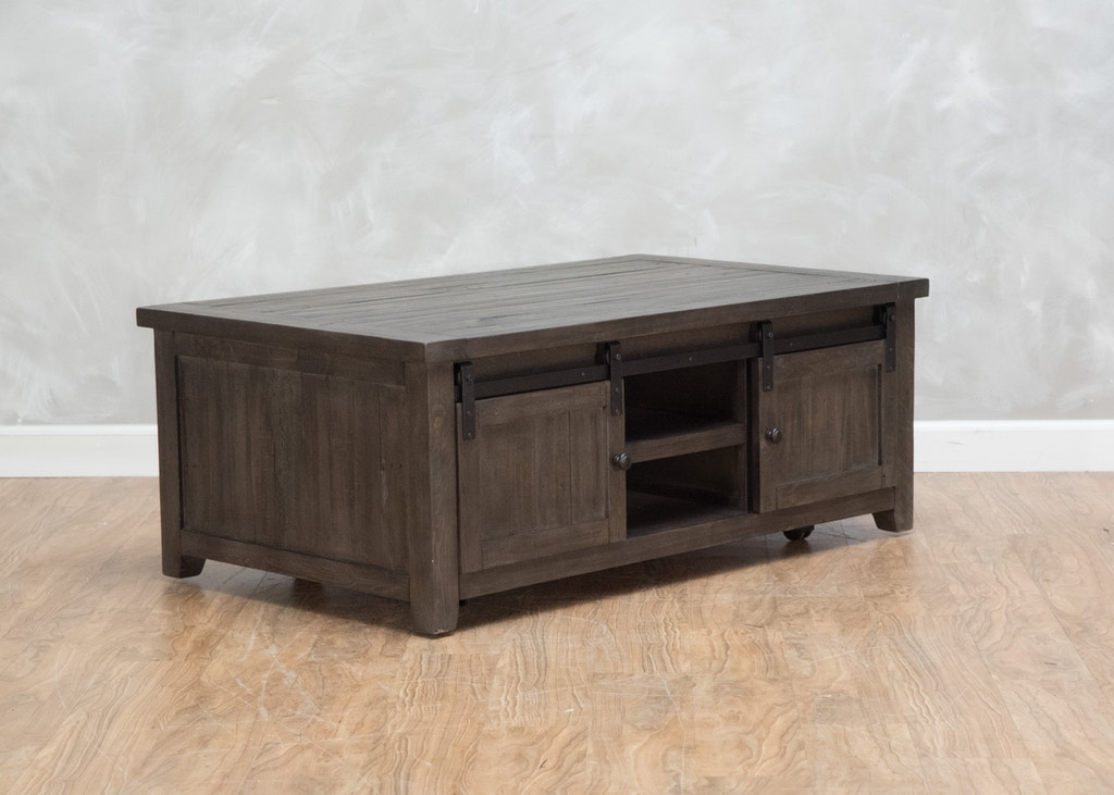 First Avenue Barnwood Cocktail Table 554420 Kittles Furniture