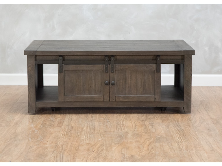 First Avenue Barnwood Cocktail Table 554420 Kittle S