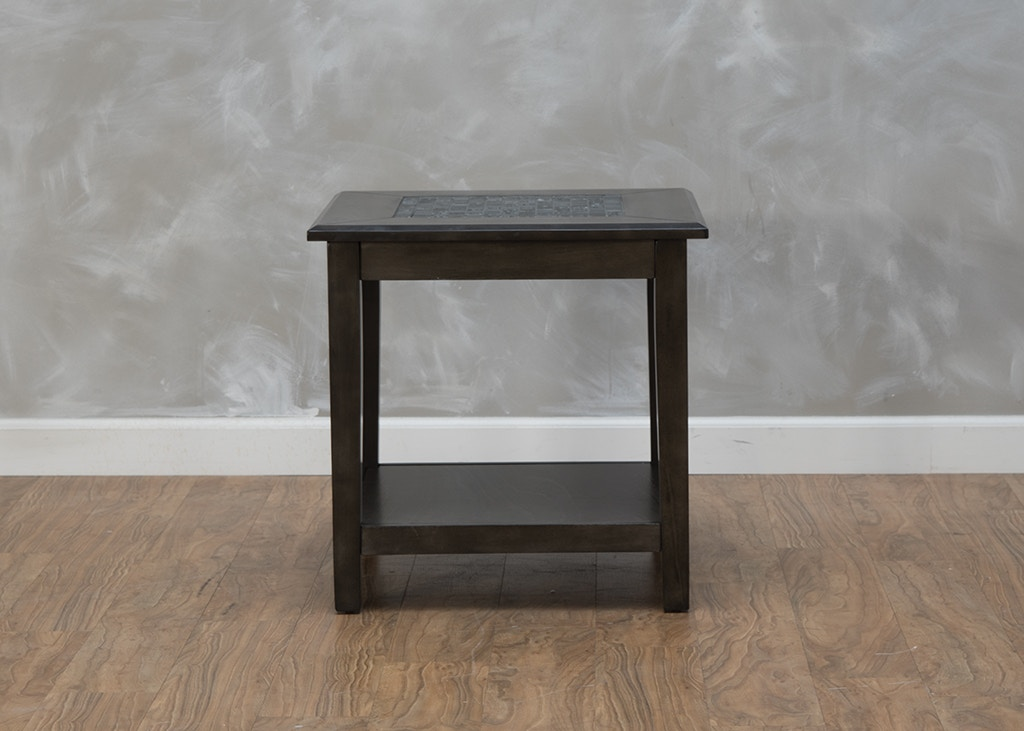 First Avenue Living Room Trevi End Table 550634 Kittle S