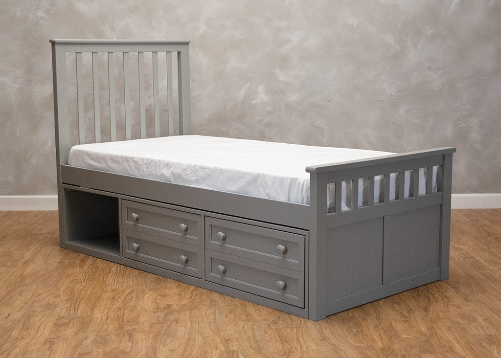 Hillsdale Furniture Marley Twin Mission Bed G73964
