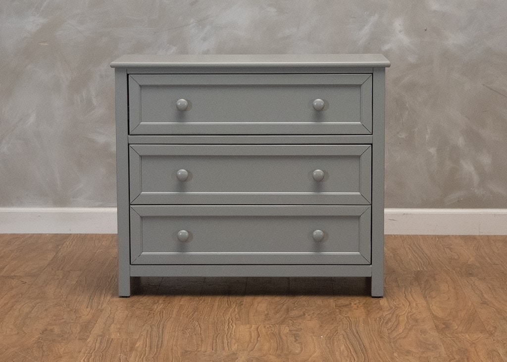 Hillsdale Furniture Schoolhouse 3 Drawer Chest Gray 559191
