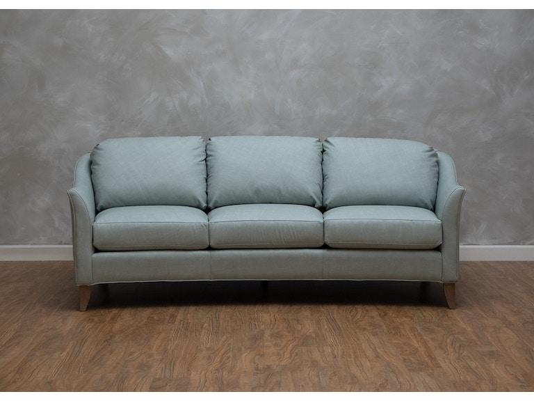 Breeze Leather Large Sofa