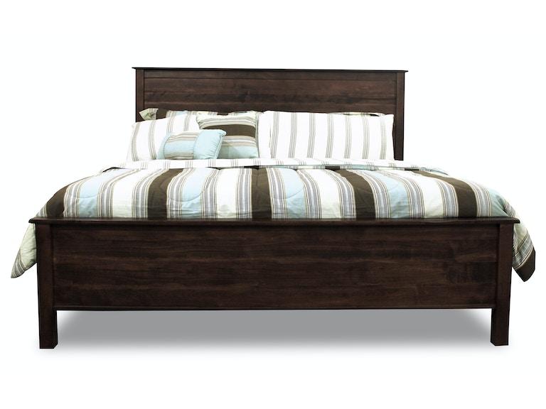 Daniel S Amish Bedroom Lewiston King Bed G63479 Kittle S
